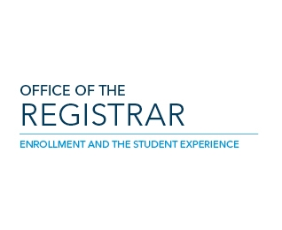 Office of the Registrar | Enrollment and the Student Experience
